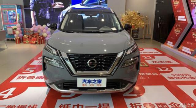 2021 - [Nissan] X-Trail IV / Rogue III - Page 5 CAC8096-F-20-E7-45-D6-BD23-F54-FD3-CB1-FF5