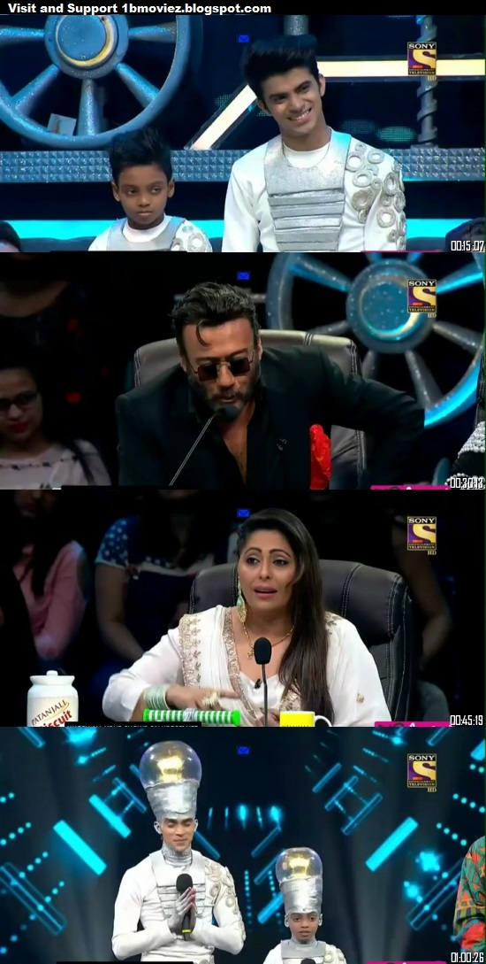 Super Dancer Chapter 3 – 09 March 2019 HDTV 480p 300MB Reality Show