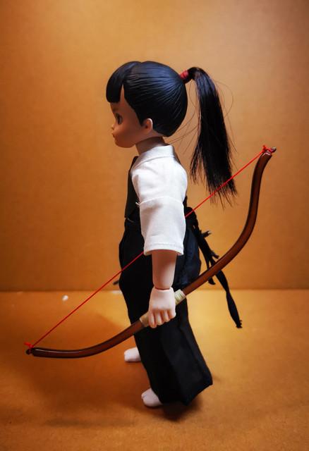 japanese - NEW PRODUCT: Lakor Baby 1/6 Scale Kyudo girl Seg-vivi
