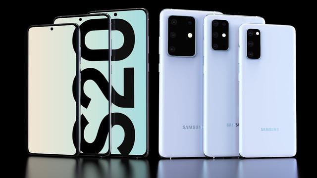 Обзор новой линейки Samsung 2020 года
