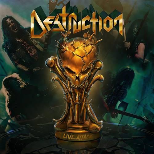 Destruction - Live Attack [2CD] (2021)