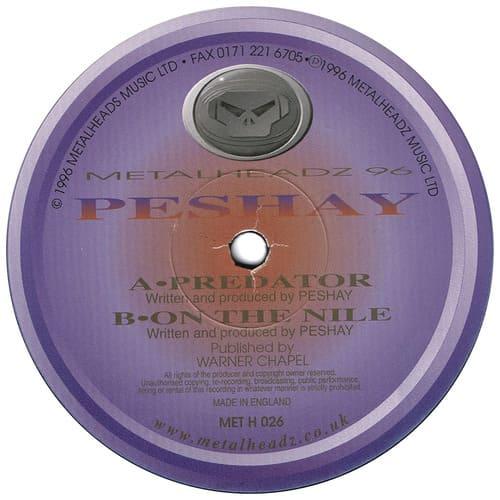 Download Peshay - Predator / On The Nile mp3