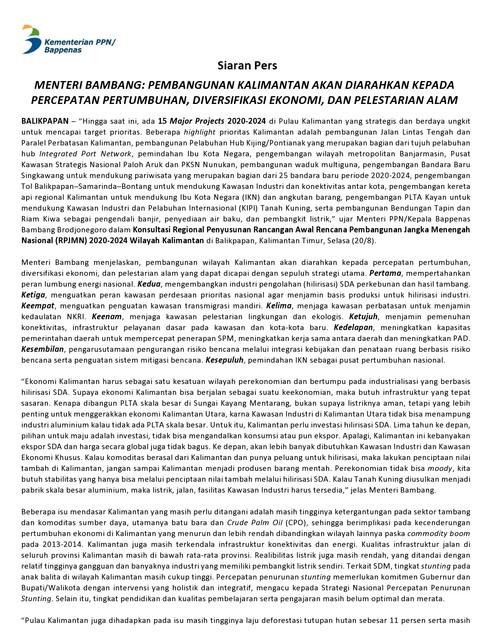 FINAL-Siaran-Pers-Pembangunan-Kalimantan-akan-Diarahkan-Kepada-Percepatan-Pertumbuhan-Diversifikasi-