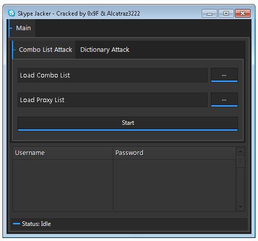 Skype Hacker Cracked-How to hack skype