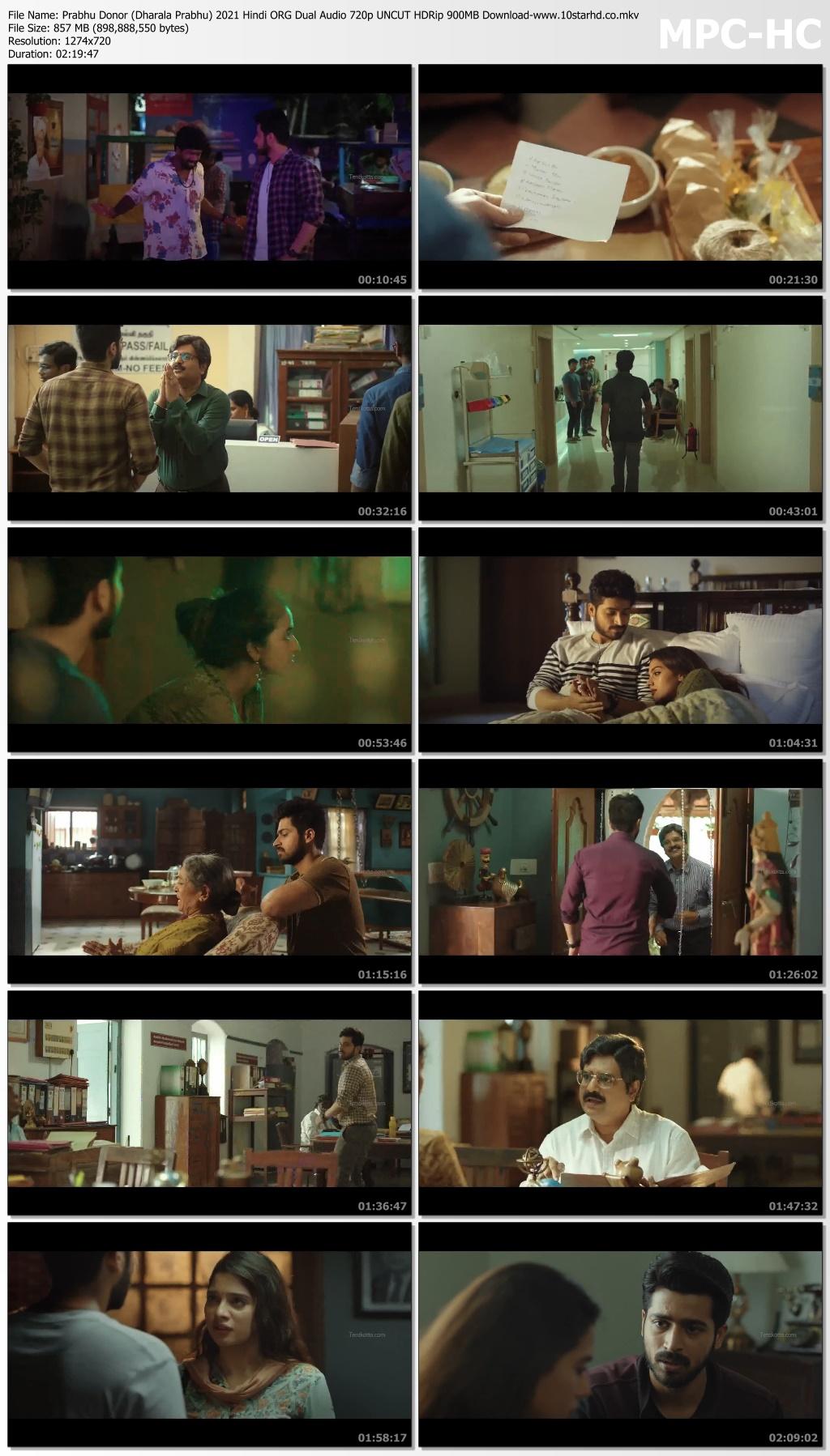 Prabhu Donor - Dharala Prabhu Screen Shot 2