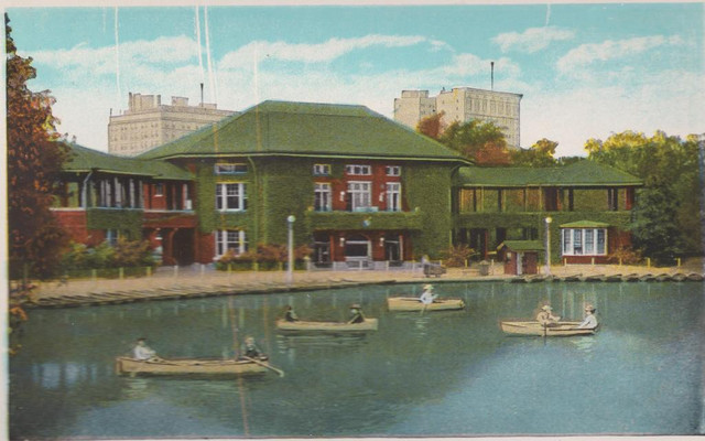 Lincoln Park Boathouse