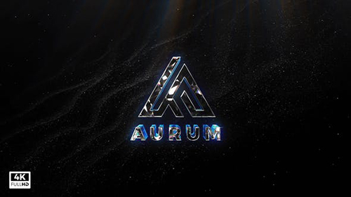 Luxury Elegant 3D Logo Title 30216493 - Project for After Effects (Videohive)