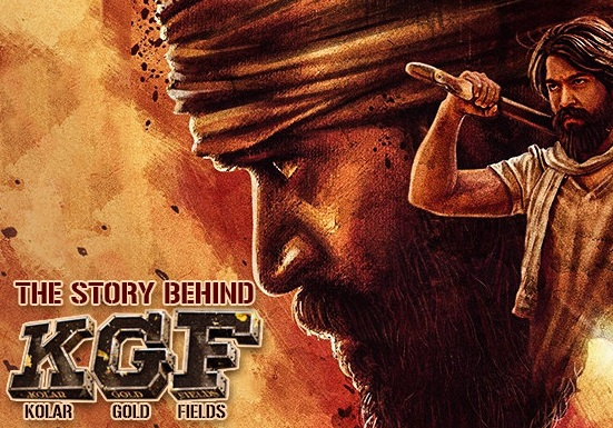 K.G.F Chapter1 (KolarGold Fields)(2018) Hindi 720p HDRipx264 Original Audio