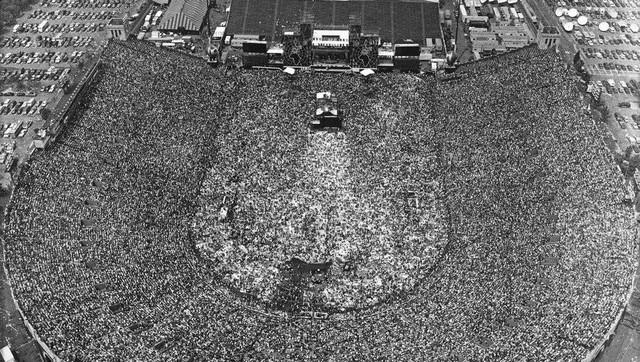 Dia do Rock  e Live Aid 1985 5