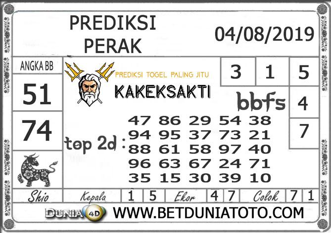"""Prediksi Togel """"PERAK"""" DUNIA4D 04 AGUSTUS 2019"""