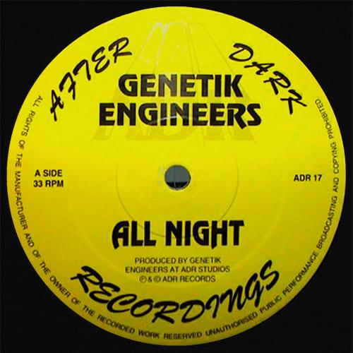 Download Genetik Engineers - All Night / Just Juice mp3