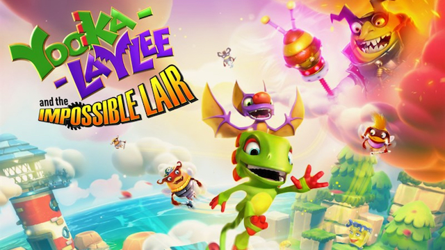 YOOKA-LAYLEE AND THE IMPOSSIBLE LAIR: Playtonic Supports The Speedrun Community; Promises Not To Fix Shortcuts