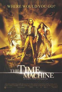 დროის მანქანა THE TIME MACHINE