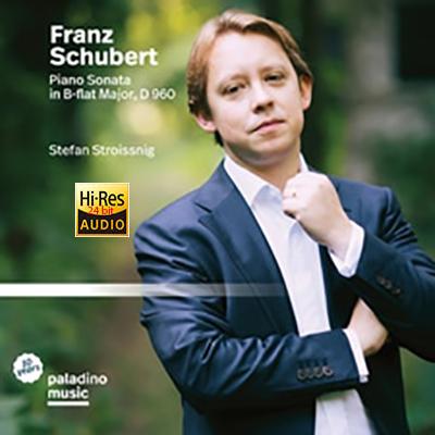 Stefan Stroissnig - Schubert - Piano Sonata  (2019) FLAC  [24bit Hi-Res]