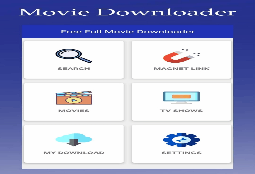 Making Movie Downloader