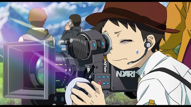 今年金馬影展將搶先曝光日本動畫導演平尾隆之改編同名漫畫的《酷愛電影的龐波小姐》! Pp-B-0653-r