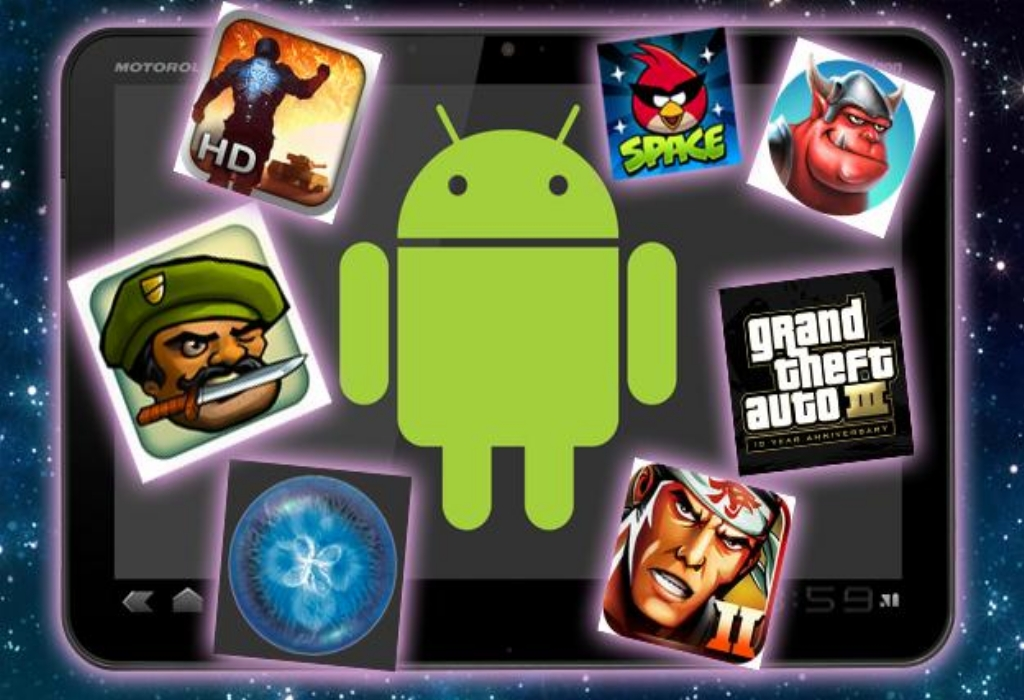 Download Games Android More