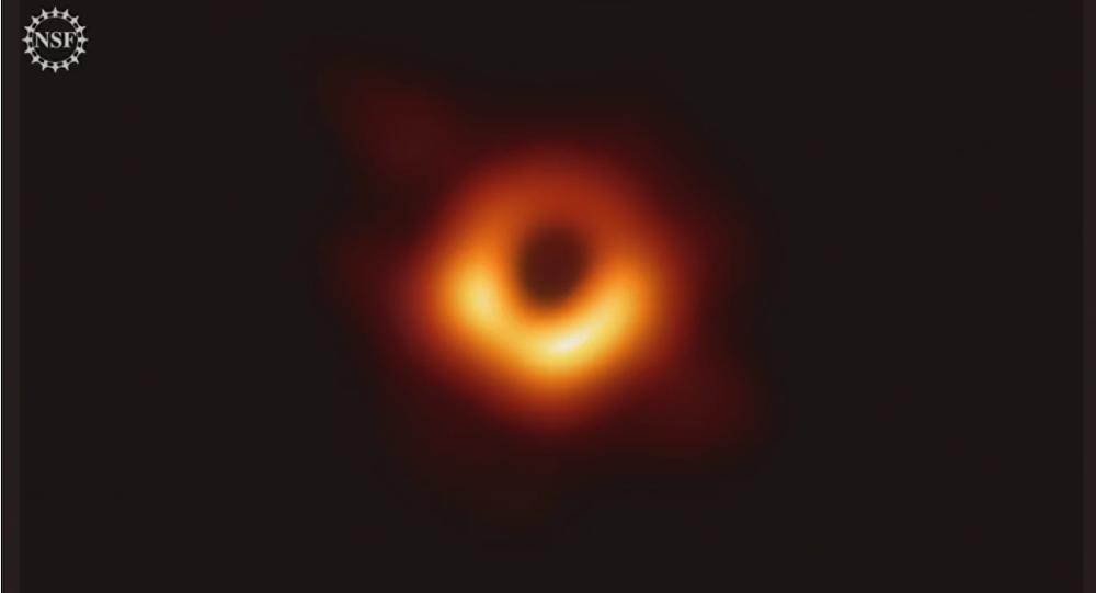 Kara delik görüntüsü, fotoğrafı
