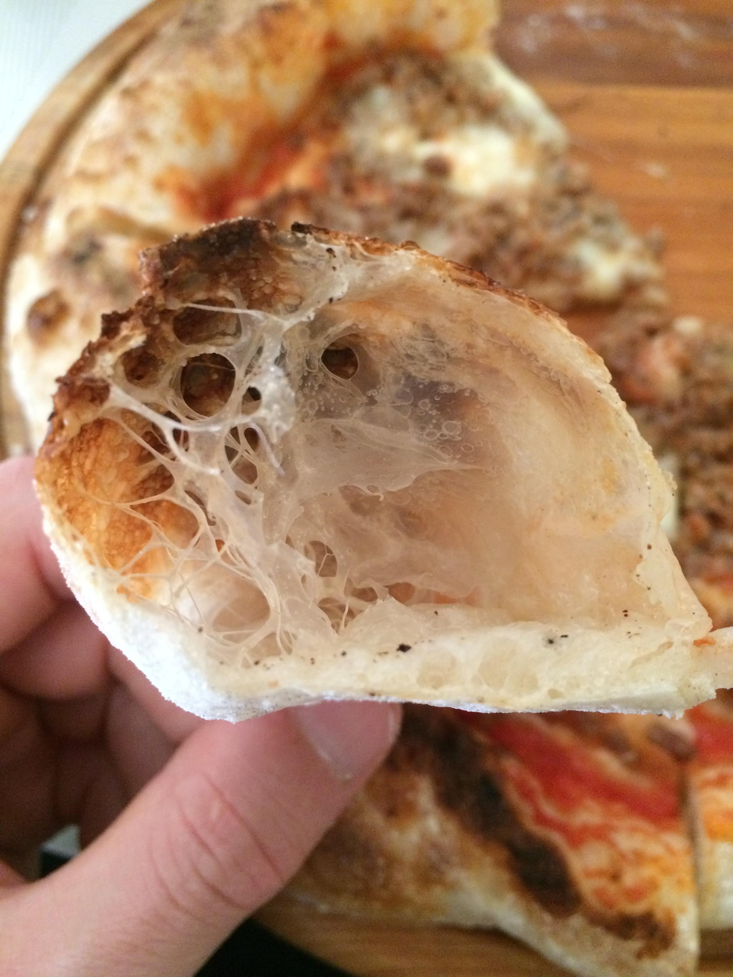 Неаполитанская пицца в духовке