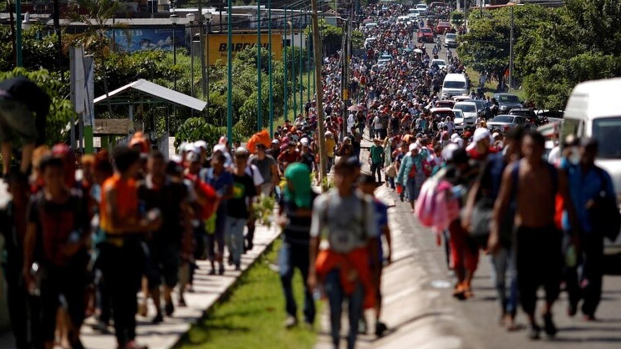 Exportar personas: en Centroamérica fomentan la migración masiva