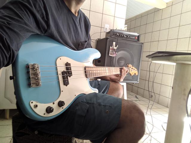 Squier P-Bass, Korea 1994 IMG-20200703-104051-null