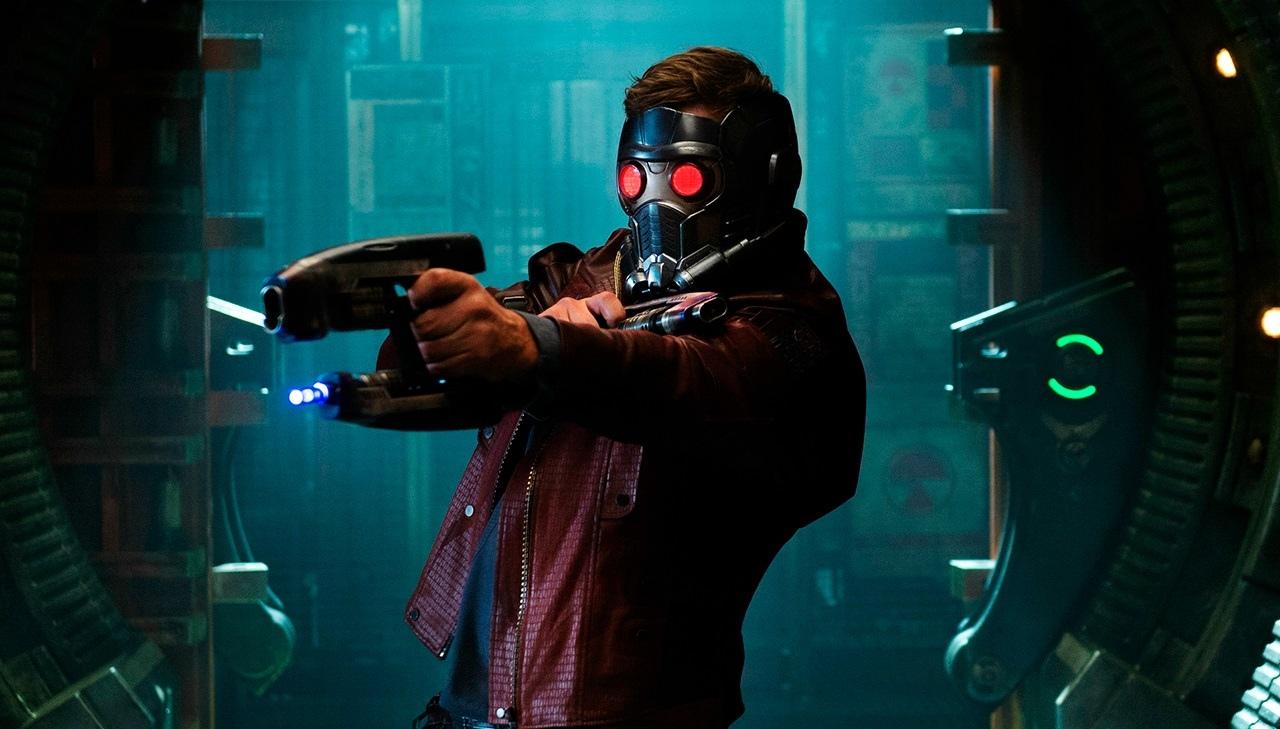 Крис Пратт нахваливает сценарий Джеймса Ганна для «Стражей галактики 3»
