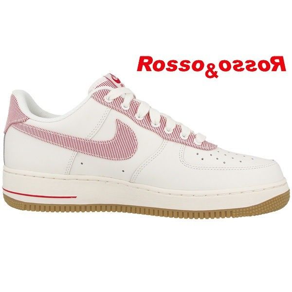 Dettagli su Scarpe NIKE AIR FORCE 1 One da Uomo Ragazzo Sneakers Bianche 41 42 42,5 44 45