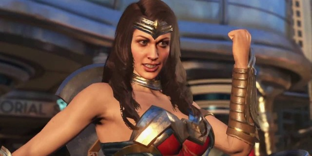 Could WONDER WOMAN Be The Next DC Comics Title From WB Games?