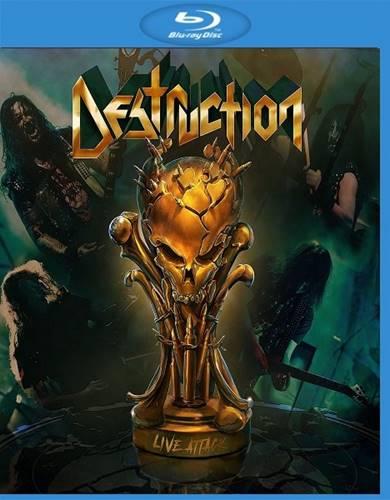 DESTRUCTION - LIVE ATTACK (2021) BDRIP 1080P