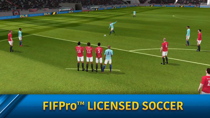 Dream League Soccer 2019 (MOD Money/All Player)