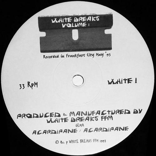 White Breaks - Volume I