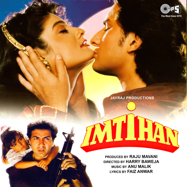 Imtihaan (1994) Hindi WEBRip x264 AAC 500MB ESub 480p