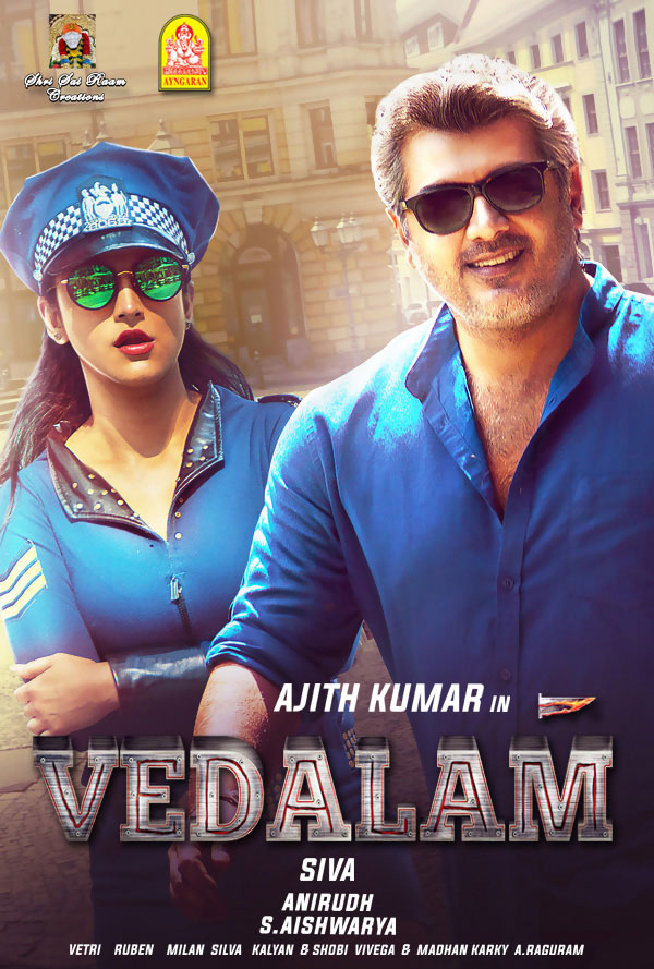 Vedalam (2021) Hindi Dubbed Movie HDRip 720p AAC