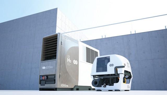 Toyota Motor Europe investit dans la start-up EODev pour promouvoir les solutions hydrogène Eodev-rexgeh2combi2