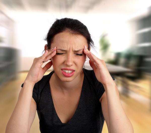 Stress and Depression Symptom