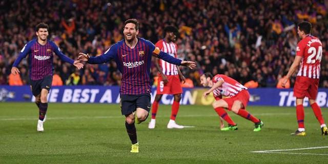 Messi Kembali Catat Rekor