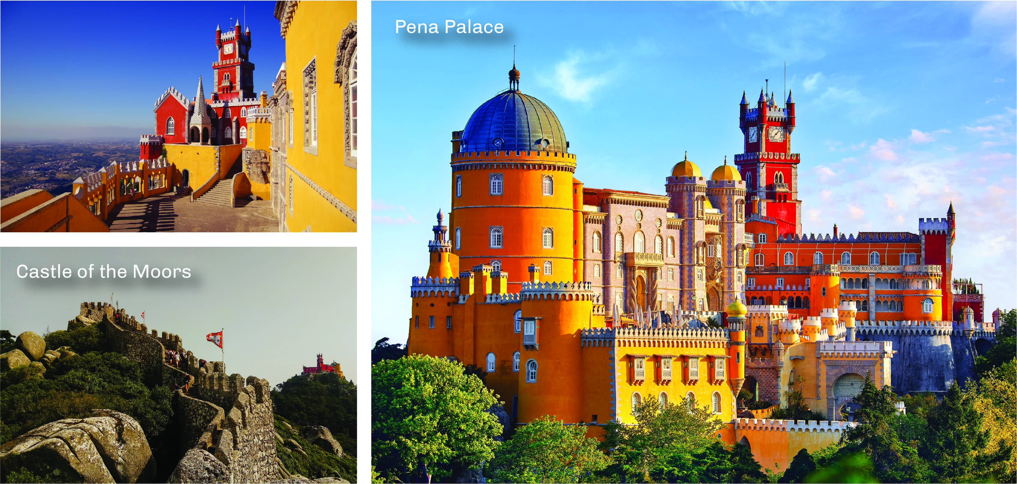 Best palaces in Sintra