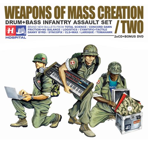 VA - Weapons Of Mass Creation Two 2005