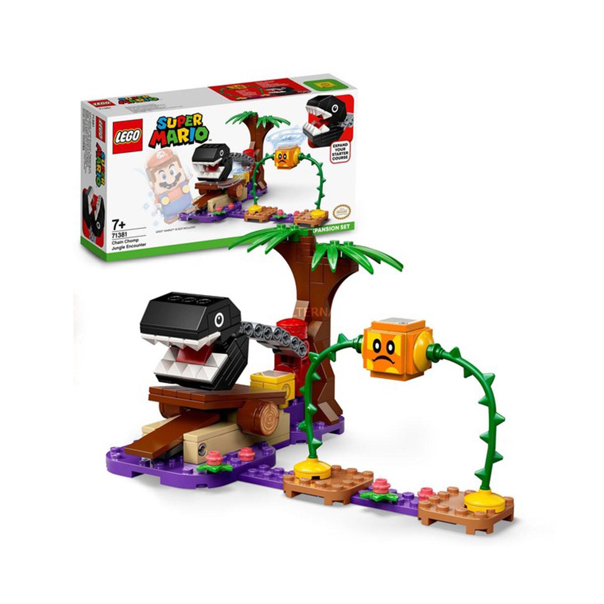 ლეგოს კუბიკები Chain Chomp Jungle Encounter Expansion Set LEGO 188037