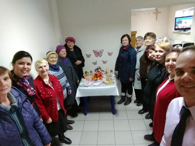 """Зустріч групи """"Халев"""" - березень"""