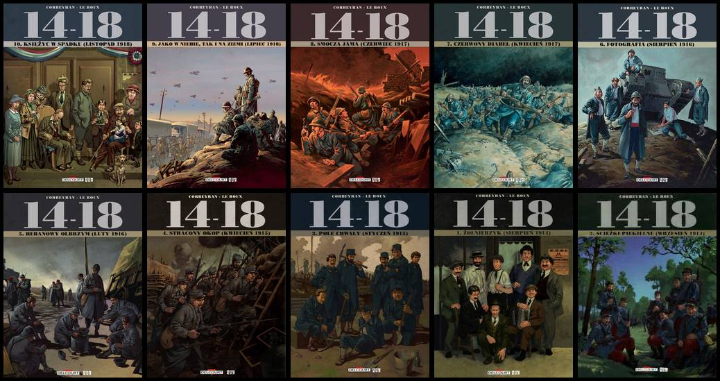 14-18 #1-10