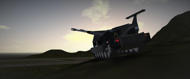 CTX-05 Firestorm Sunset