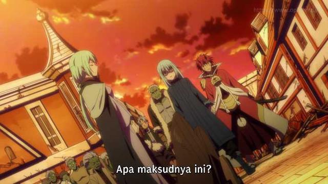 Tensei shitara Slime Datta Ken Season 2 Episode 7 Subtitle Indonesia