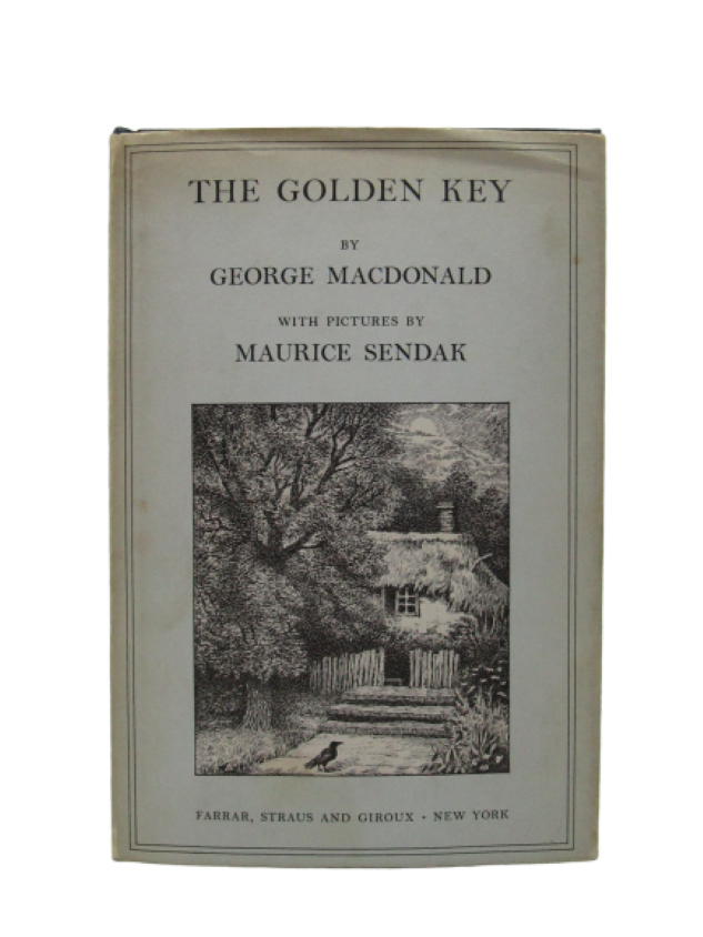 Image for The Golden Key (signed by Sendak)