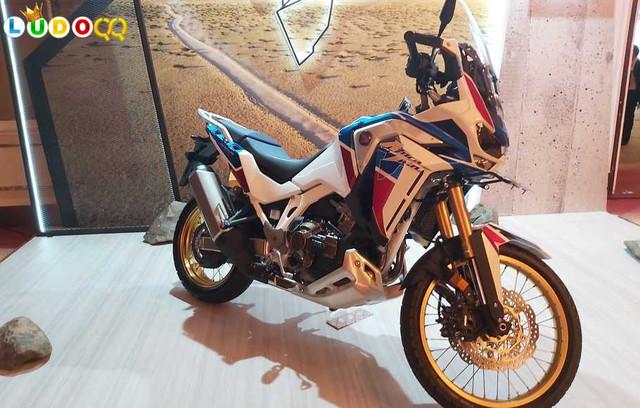 AHM Luncurkan Honda CRF1100L Africa Twin Adventure Sports
