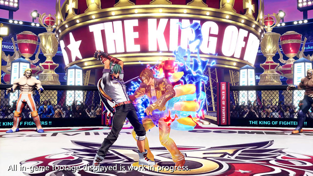 Topics tagged under snk on 紀由屋分享坊 The-King-of-Fighters-XV-2021-01-13-21-006