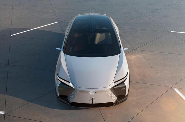 2021 - [Lexus] LF-Z Electrified Concept  5999-BE6-C-1-FEA-467-B-A167-642-F8781747-C