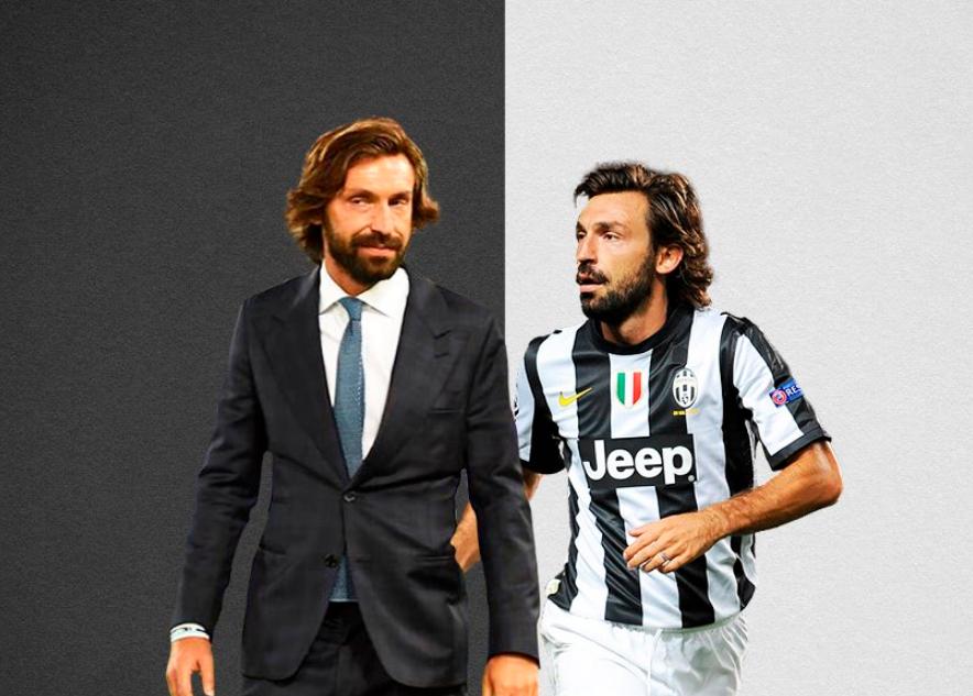 """Pirlo nuovo tecnico della Juventus, Del Piero: """"in bocca al lupo"""""""