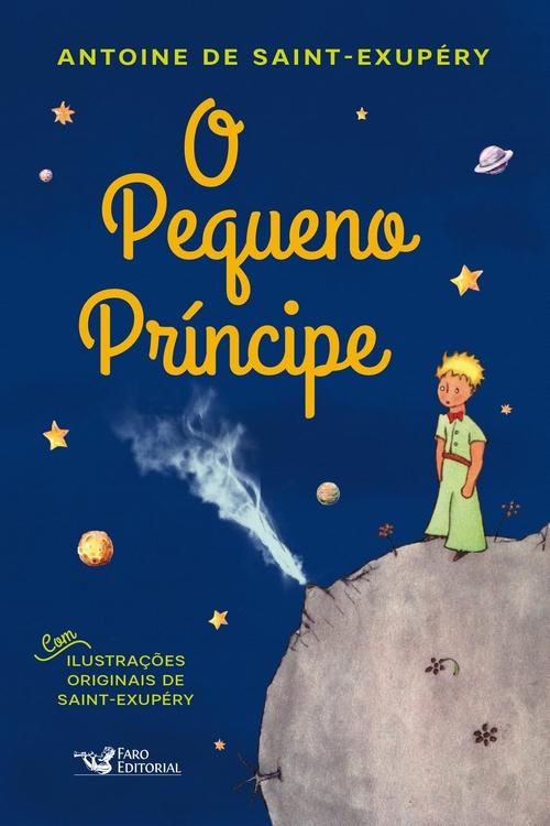 Resenha# O Pequeno Príncipe – Antoine De Saint – Exupéry @FaroEditorial