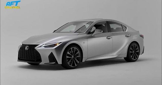 Lexus IS (2020) 17